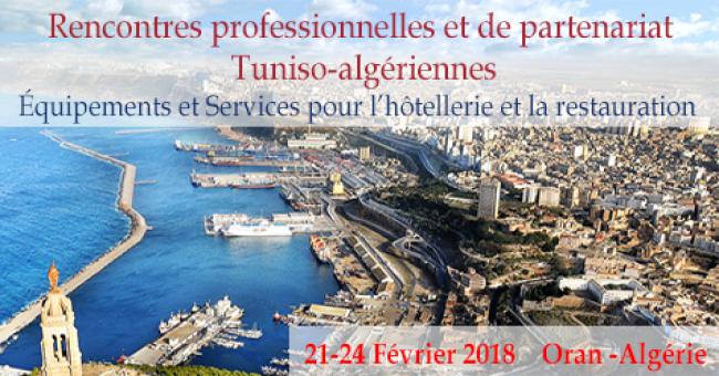 Rencontres professionnelles et de partenariat Tuniso-alg&eacuteriennes