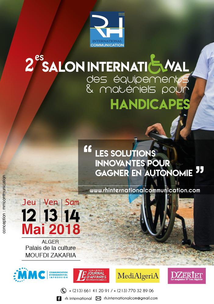 Salon International des Équipements & Matériels pour Handicapes
