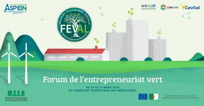 Forum de l'entrepreneuriat vert