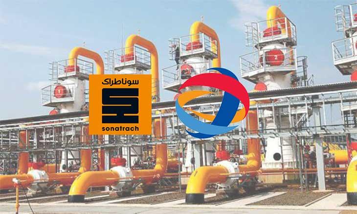 Sonatrach – Total: création d'un grand complexe pétrochimique pour la production de matières plastiques à partir de gaz