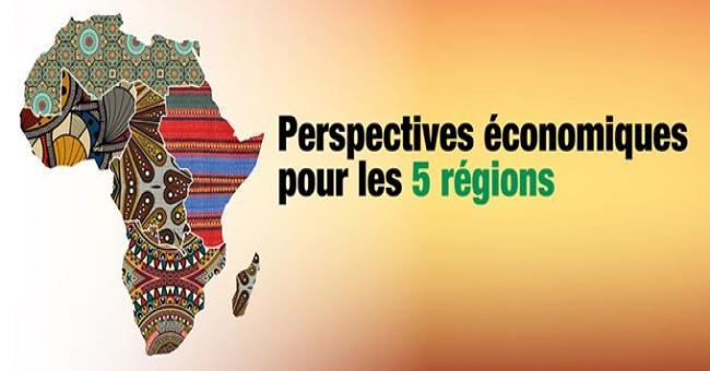 Perspectives &eacuteconomiques en Afrique de la Banque africaine