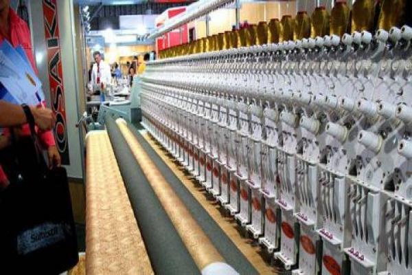 Complexe des textiles de Relizane : la premi&egravere usine de filature d&eacutemarre sa production