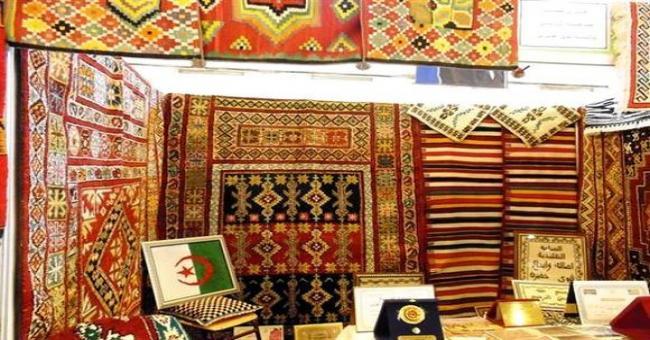 Ghardaïa : un flux de visiteurs à l\'exposition-vente de produits d ...