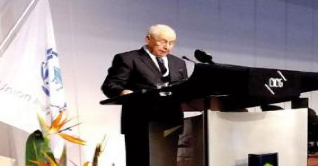 M. Bensalah prend part &agrave l'ouverture des travaux de la 138e Assembl&eacutee g&eacuten&eacuterale de l'UIP