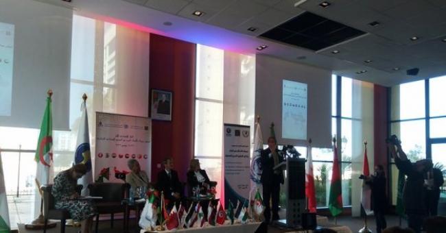 Rencontre de la Soci&eacutet&eacute d'Affaire Arabe
