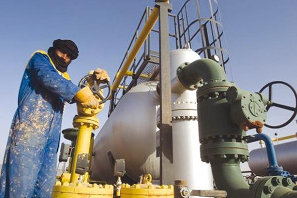 L'Alg&eacuterie fournit 49.8% du gaz consommé par l'Espagne