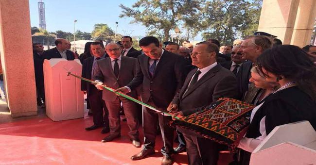 Inauguration de la 16&egraveme &eacutedition du DJAZAGRO : Participation de plus de 170 entreprises
