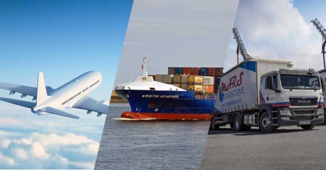 Le prix de la logistique internationale repr&eacutesente 35% du prix de la marchandise