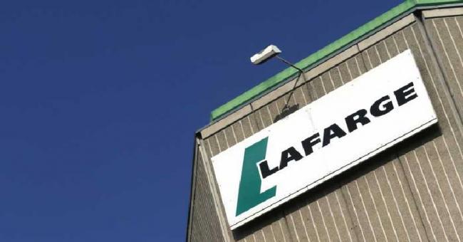 LafargeHolcim Alg&eacuterie : Quatri&egraveme op&eacuteration d'exportation de ciment vers l'Afrique