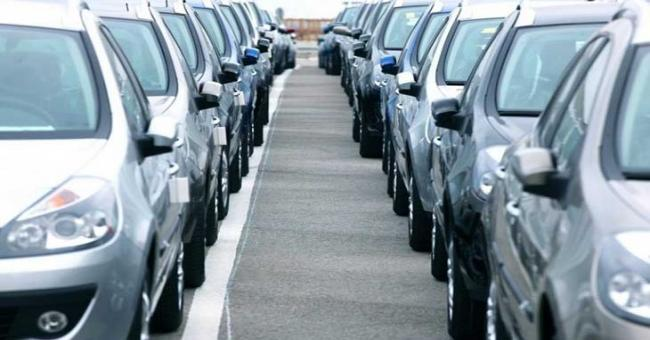 V&eacutehicules neufs : Les immatriculations en baisse de plus de 44%