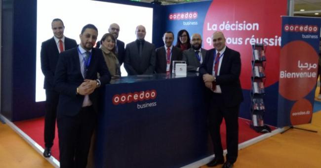 Ooredoo pr&eacutesente ses nouvelles solutions et innovations aux professionnels