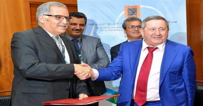 Sonatrach et l'ASAL signent une convention pour une assistance spatiale