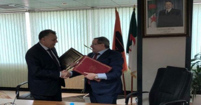 Sonatrach et le minist&egravere irakien du P&eacutetrole, signent un m&eacutemorandum d'entente