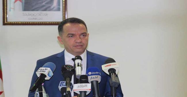 Zemali appelle &agrave la mobilisation de les moyens pour renforcer l'emploi dans les r&eacutegions