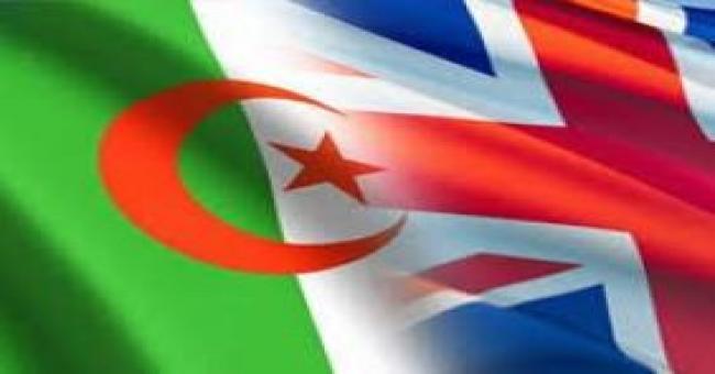 Alg&eacuterie-Royaume-Uni : Raouya et Lord Risby &eacutevoquent la coop&eacuteration financi&egravere bilat&eacuterale