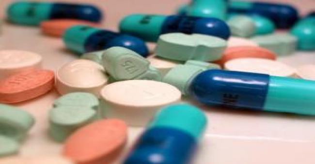 6&egraveme &eacutedition de l'exposition sur les produits pharmaceutique