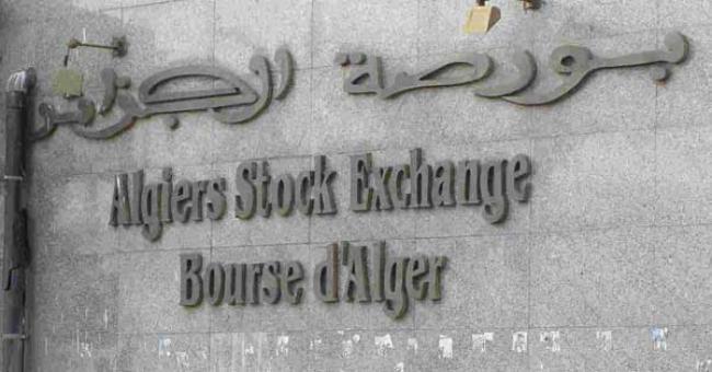 Bourse d'Alger : l'activit&eacute en baisse de plus de 55% en avril