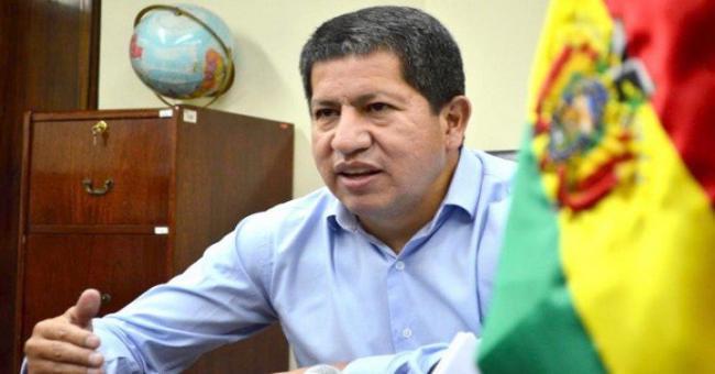 Le ministre bolivien des hydrocarbures attendu &agrave Alger