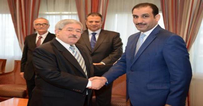 Ouyahia re&ccediloit le Directeur g&eacuten&eacuteral de l'OAT