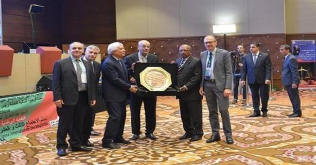 R&eacuteforme de la Justice: le groupe africain de l'UIM rend hommage au Pr&eacutesident Bouteflika