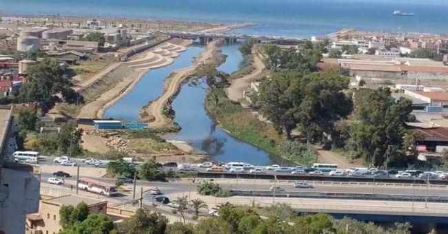 L'Oued El-Harrach sera ouvert vers la fin de l'année