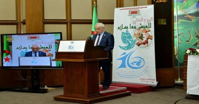 Bouhadja: appel à trouver les voies de promotion du Vivre ensemble en paix