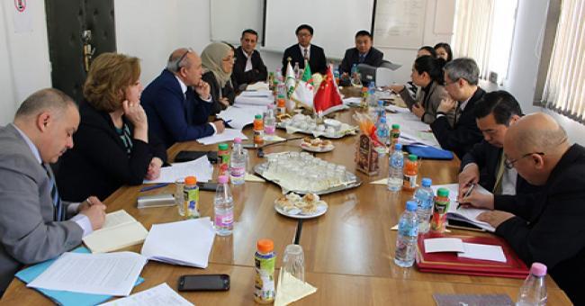 Signature d'un protocole d'accord Algéro-Chinois