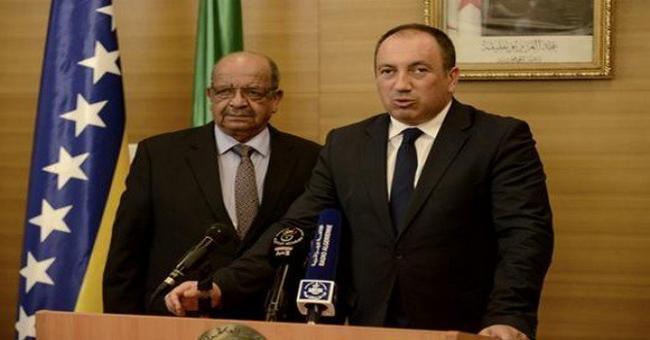 Algérie-Bosnie Herzégovine: volonté des deux pays de renforcer leurs relations économiques