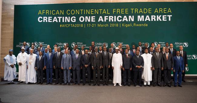Zone de libre échange continentale