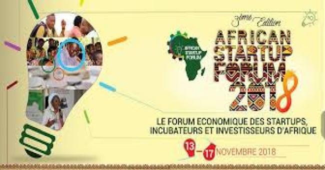 Forum Economique des Startups d'Afrique