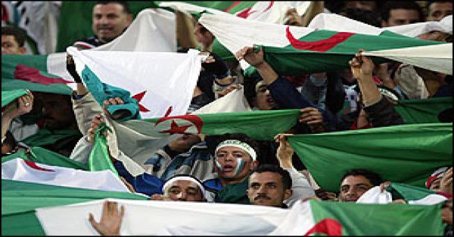 L'Algérie rétrogradée à la 117e place mondiale