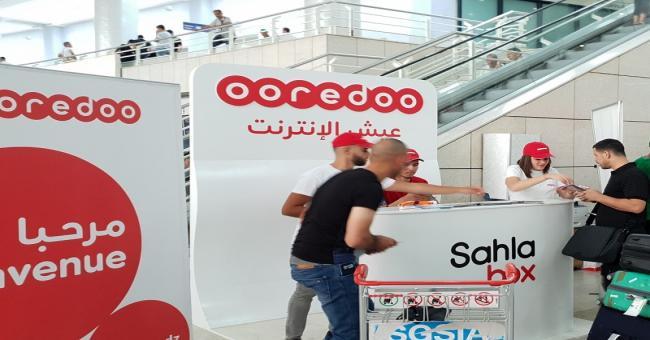 Ooredoo connecte les familles et offre des cartes SIM aux touristes voyageant en Algérie