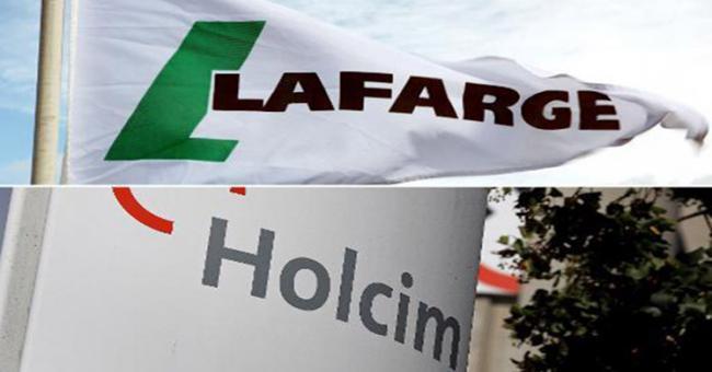 LafargeHolcim Algérie realise une operation d'exportation de 40.000 tonnes de clinker