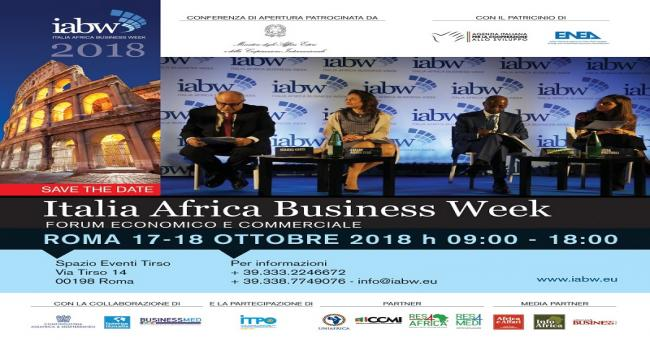 Italia Africa Business Week