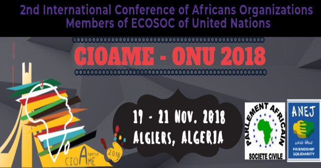 Conférence Internationale des Organisations Africaines