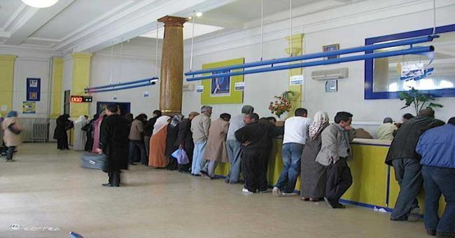 Anticipation de paiement des salaires : Algérie poste sous pression