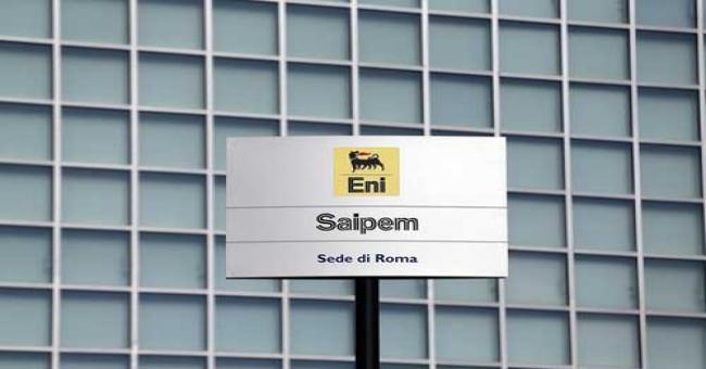 Les avoirs de Saipem, en Algérie toujours sous le gel