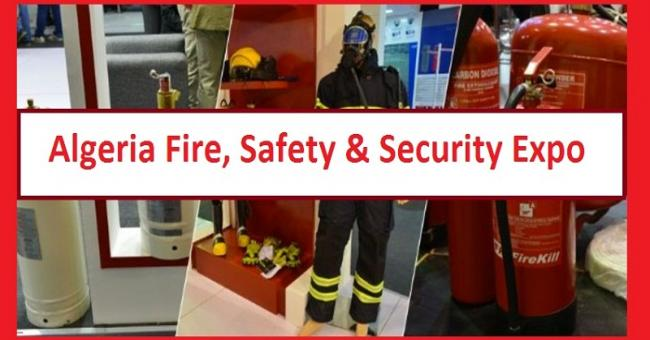 ALGERIA FIRE, SAFETY AND SECURITY EXPO