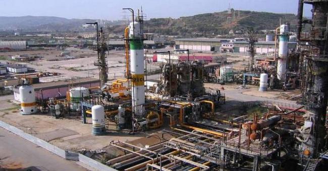 Raffinerie de Sidi Rezine : la production débutera en janvier prochain