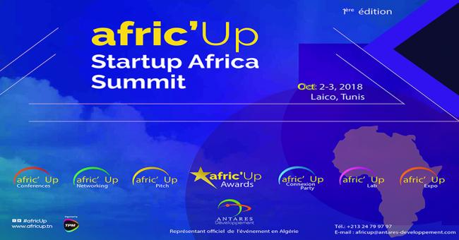 afric'Up | Startup Africa Summit