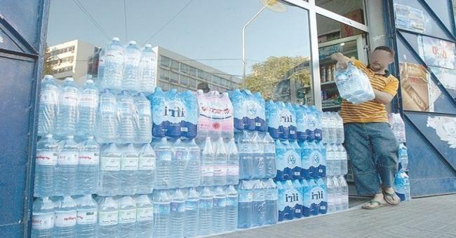 Suite à la maladie du Choléra : augmentation de la demande sur l'eau minérale