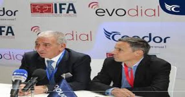 Pour la troisième année consécutive Condor participe à l'IFA de Berlin