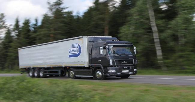 Le constructeur biélorusse de poids-lourds «MAZ » prospecte son implantation en Algérie
