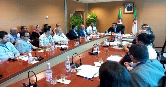 Semaine économique de l'Algérie à Washington: Djellab préside une réde coordination