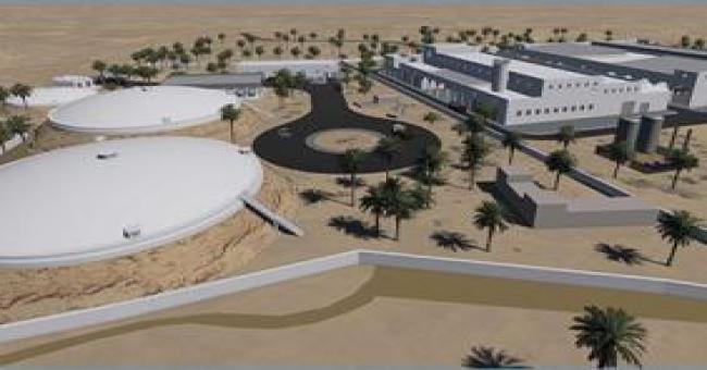 Possibilité de création d'un groupe industriel de dessalement de l'eau de mer