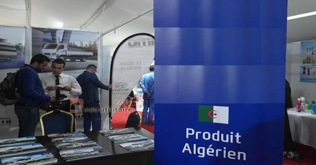 Exposition vente de produits algériens en Mauritanie