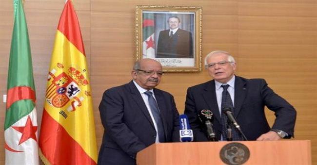 """L'Algérie et l'Espagne ont """"les mêmes intérêts géostratégiques et économiques"""""""