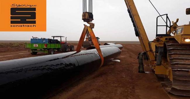 Sonatrach : lancement des travaux du projet d'extension du gazoduc EGPDF