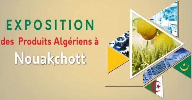 Exposition spécifique des produits algériens à Nouakchott