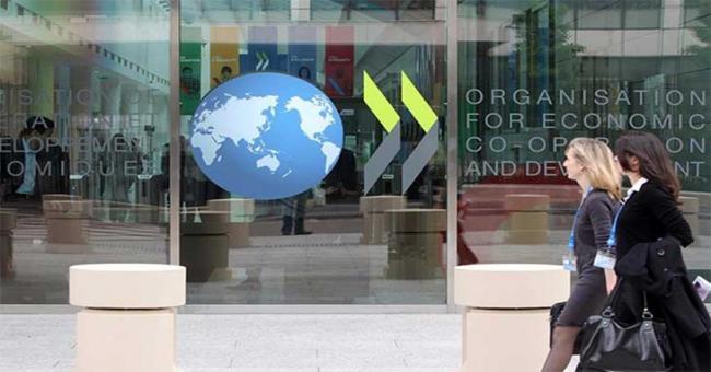 Croissance: C'est peut-être déjà le retour de la crise, prévient l'OCDE